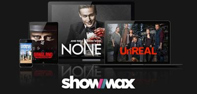 Showmax Data Bundle Available