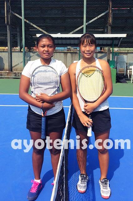 ITF J5 Jakarta: Niken Ferlyana dan Anggi Dwi Melaju ke Semifinal