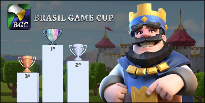 Classificados para Final do Torneio BGC: Premiação incrível - 1