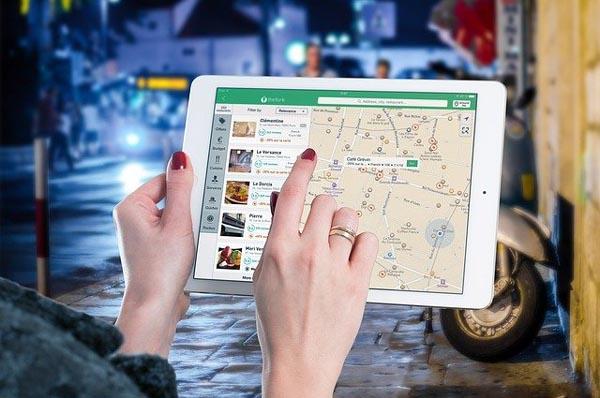 Bisnis Tampil di Google Maps