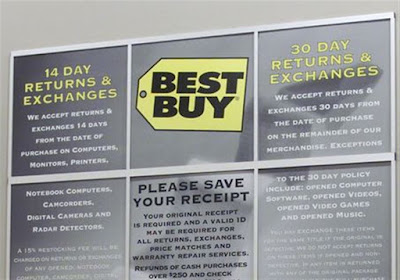 What is Best Buy Return Policy Exchange Policy opened items Policy 2019