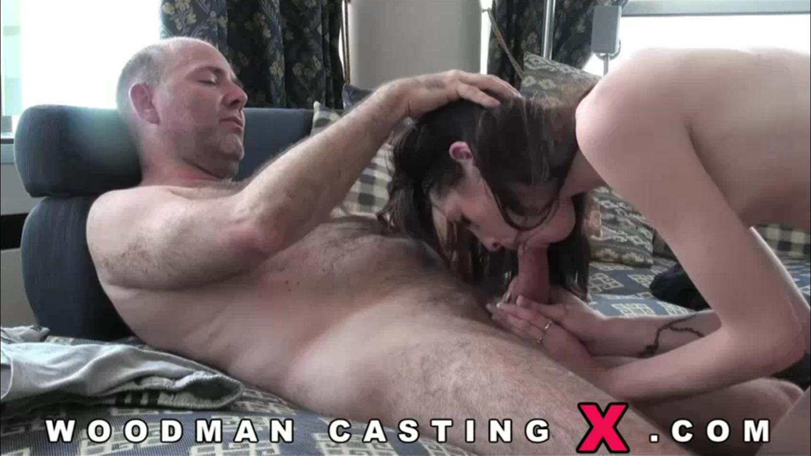 Pierre Woodman Casting X