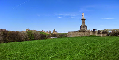 Collingwood Monument at Tynemouth