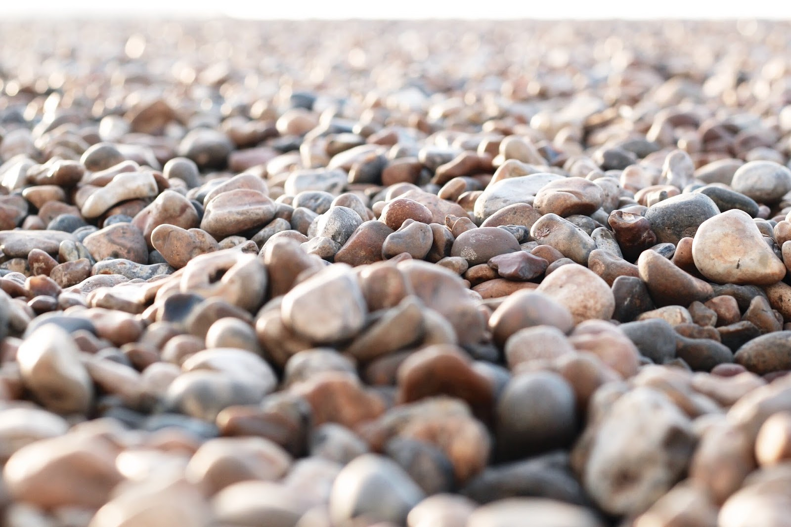 Close up pebble photography