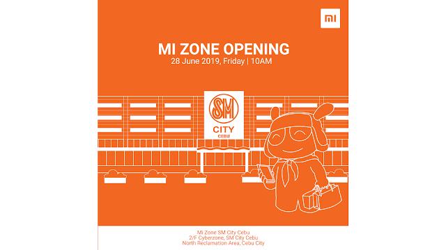 Xiaomi Mi Zone SM City Cebu