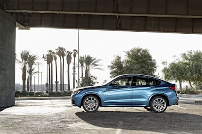 Η νέα BMW X4 M40i
