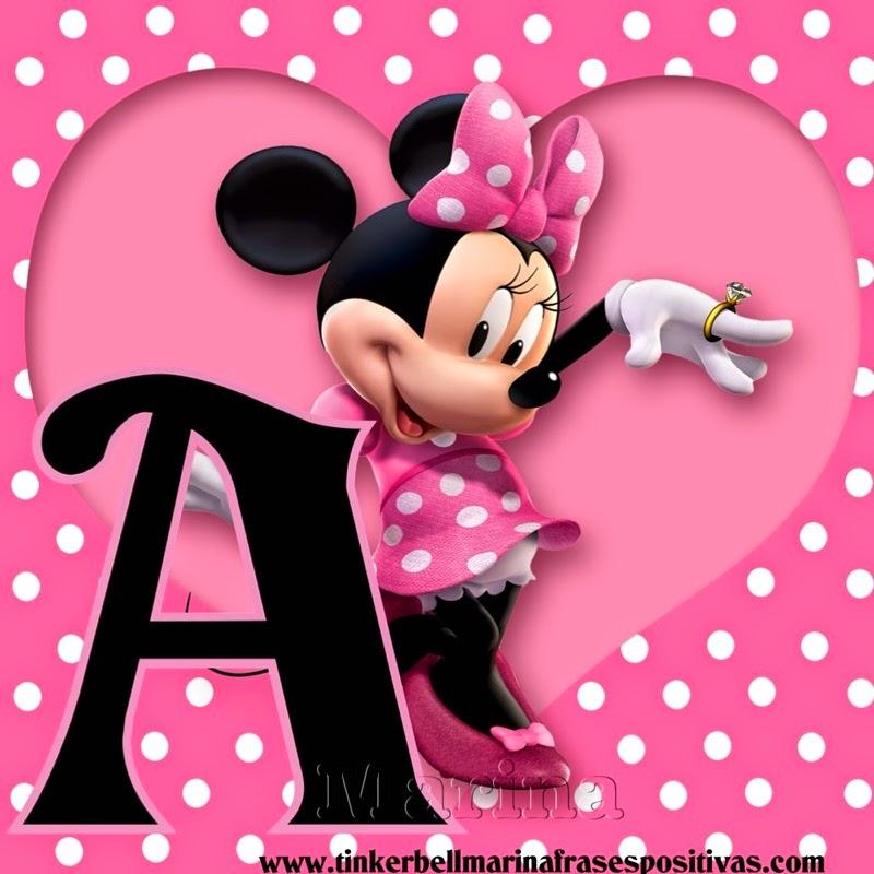 Recetas Y Frases Iniciales Con Minnie Mouse