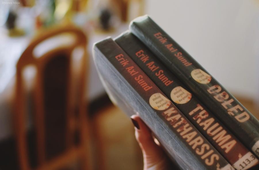 kryminał, książka, opowiadanie, recenzja, trylogia,