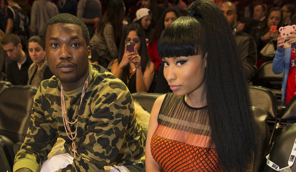 meek mill and nicki minaj still dating