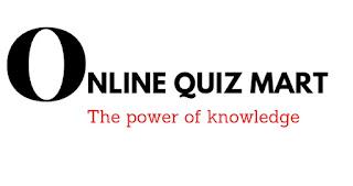 Online quiz mart