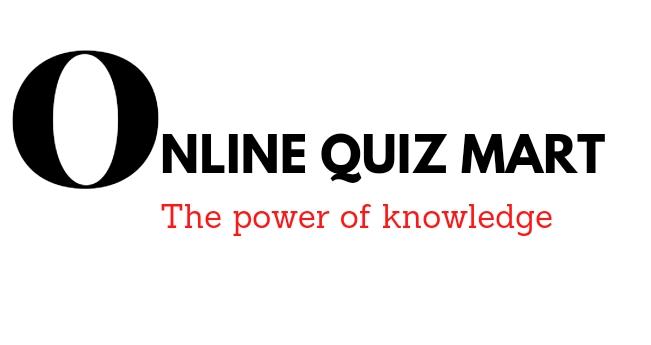 Function of online quiz mart