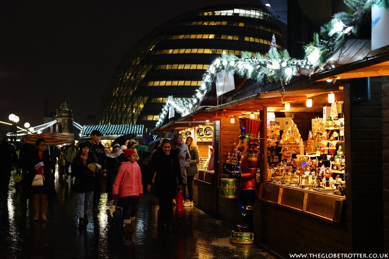Christmas by the River - London Bridge City's festive market