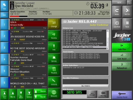 katevaseta: Jazler RadioStar   2.2.30   Multilingual   43MB