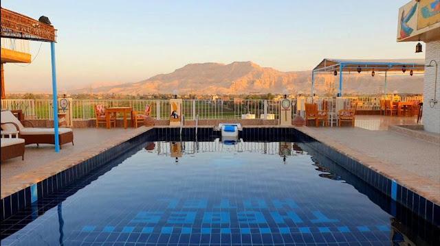 Dónde alojarse en Luxor
