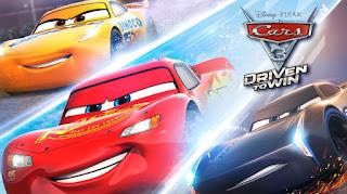 Jogo Carros 3: Correndo Para Vencer [PS4]