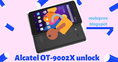 Unlock network on Alcatel Pixi 3(7)[OT-9002X]