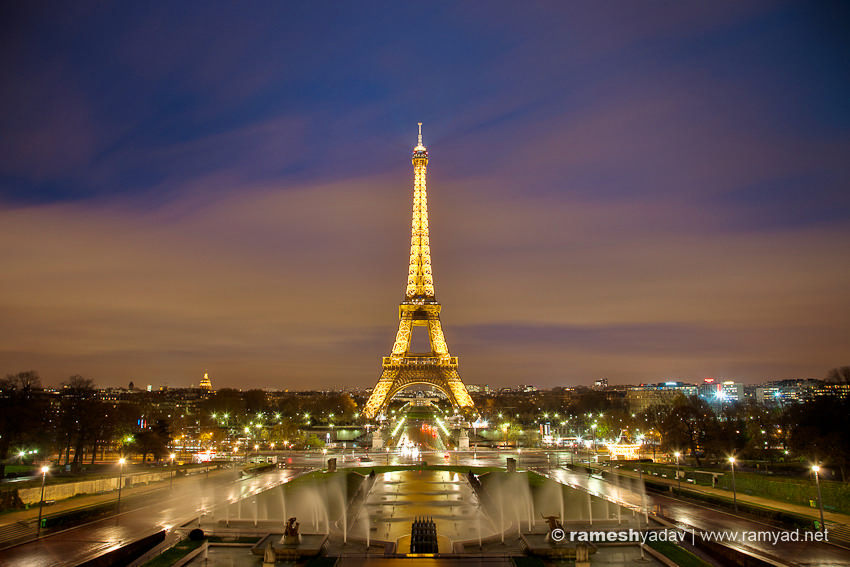 Paris Paris Landscape Photography