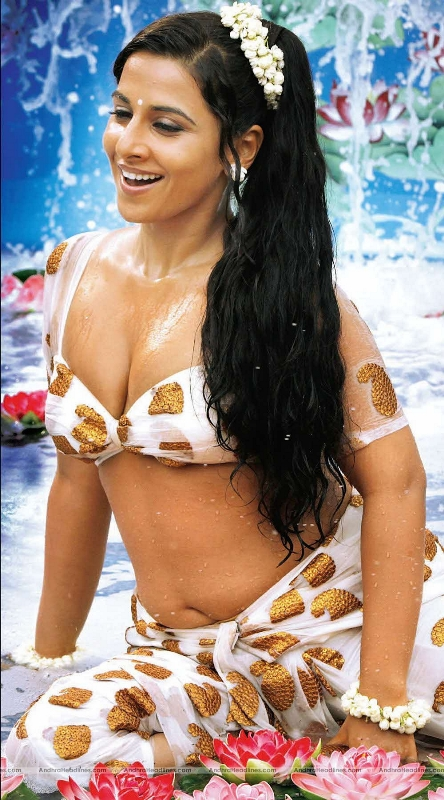 Sexy Pics Of Vidya Balan In The Dirty Picture