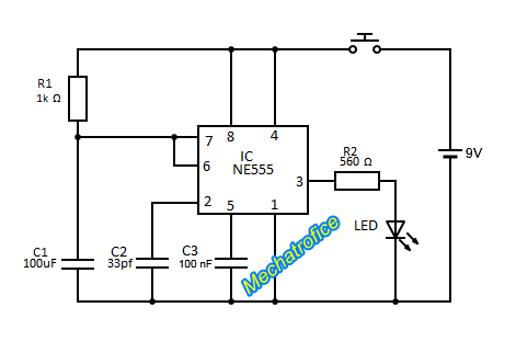 Infrared Remote Control Circuit