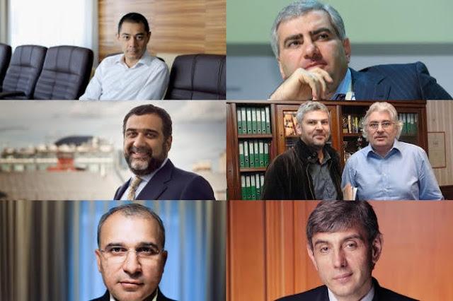 armenios mas ricos de Rusia Forbes