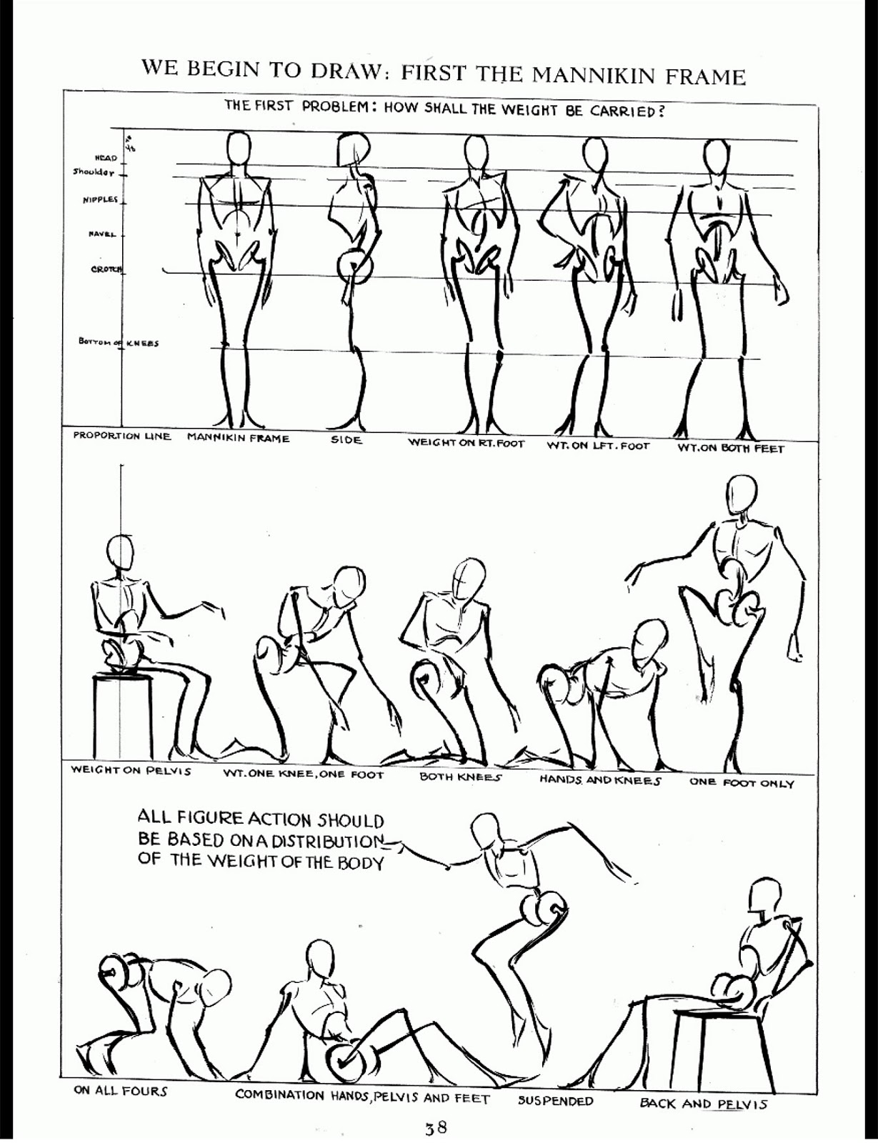 the personal techniques used in sketching the structure of the human anatomy Find and save ideas about sketching tips on pinterest find out these simple techniques that the great art masters used pose reference of human anatomy.