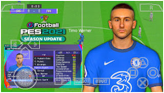 Download eFootball PES 2021 PPSSPP English Version Camera Fix Cursor Best Graphics & Latest Transfer
