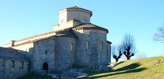 Santuario de San Miguel de Aralar.