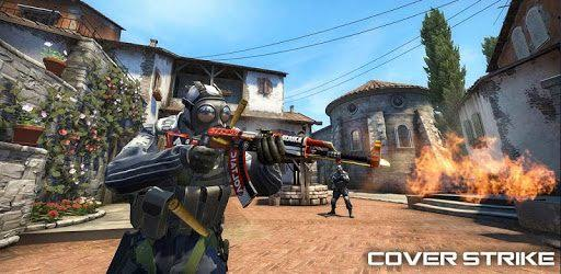 Download cover strike mod apk unlimited money