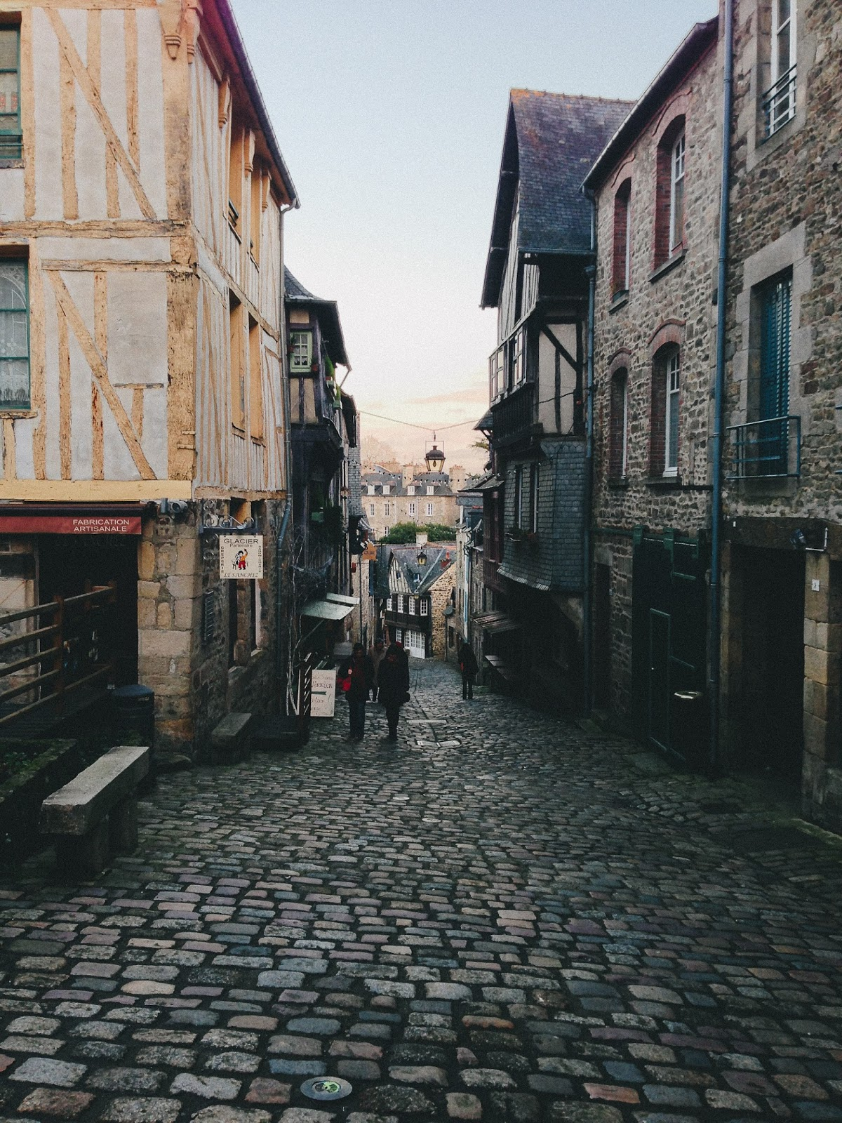 Mont Saint Michel & Medieval French Towns of Dinan, Rennes and Cancale: A Weekend in Medieval France