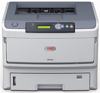 OKI B840dn Driver Download