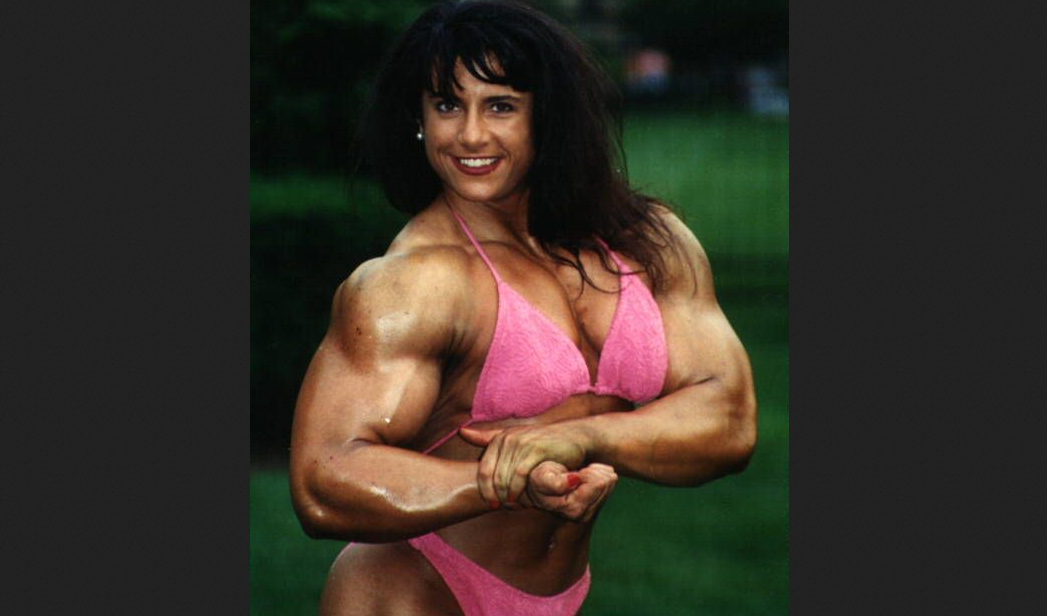 Tina Lockwood is best known for her otherworldly muscle mass, Biography