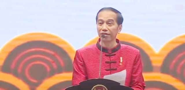 Jokowi: Teman Baik Saya Pak Ahok, Jadi Komisaris Utama Pertamina Kok Gak Datang