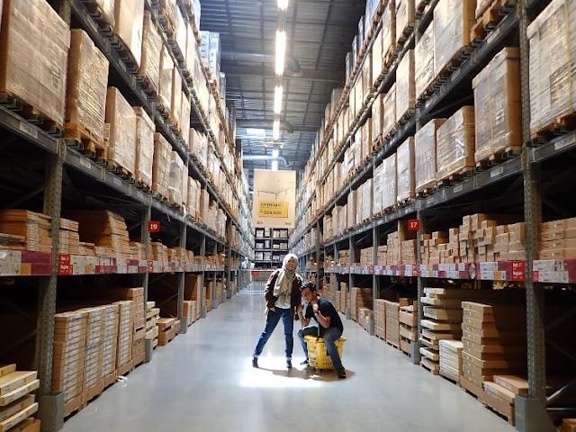 Lebih Suka ke IKEA atau Decathlon Alam Sutera?
