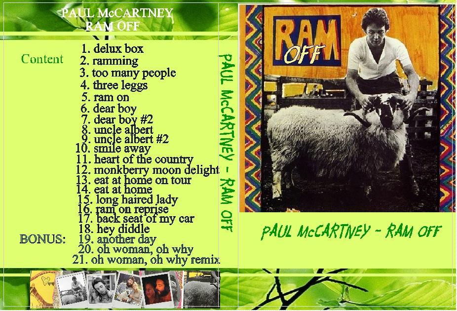Dvd Concert Th Power By Deer 5001 Paul Mccartney Ram Off