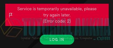 Cara Memperbaiki Spotify Error Code 2