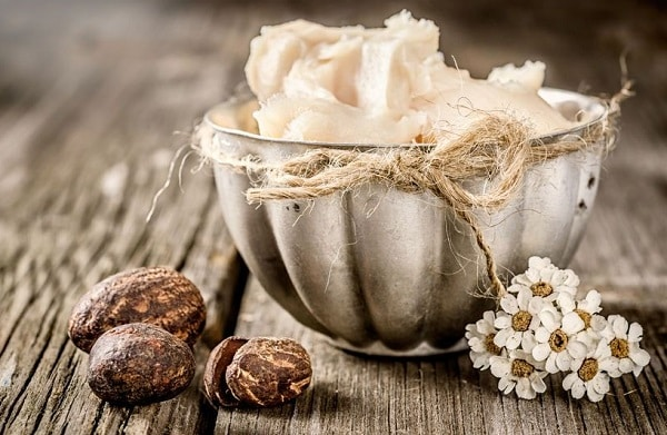 Benefits of white shea butter for skin