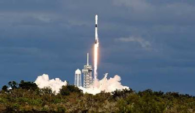 64 Satellite Launched by Space X