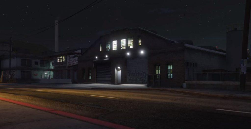 La Mesa Clubhouse