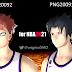 NBA 2K21 Gaara and Sasuke by JMO in collab with cheesyy