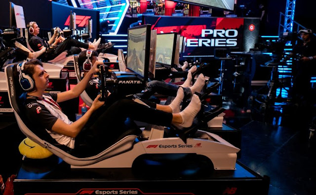 Syarat Teknis Mengikuti Turnamen F1 Esport Dunia