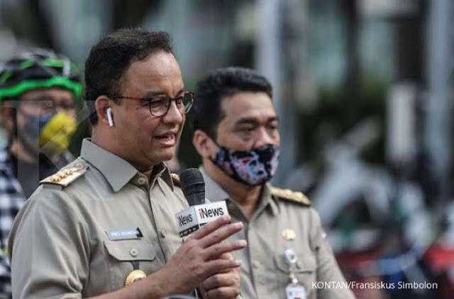 Anies: Pemerintah Gak Boleh Sok Tahu, Dengarkan yang Berpengalaman