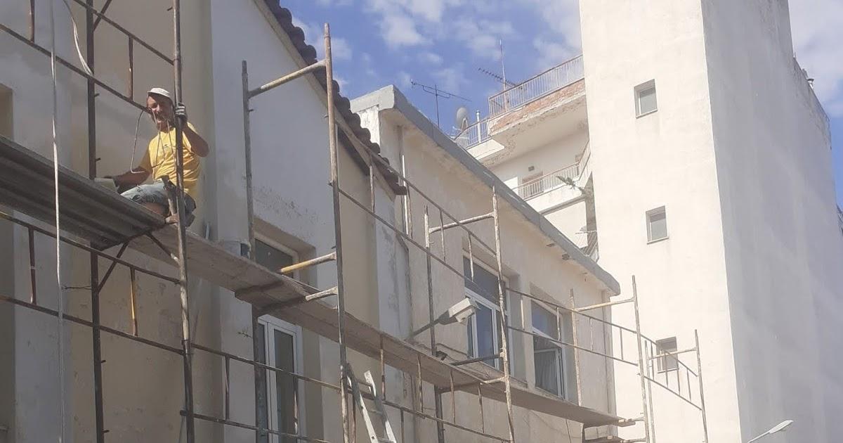Δήμος Θηβαίων: Σε εξέλιξη οι εργασίες επισκευής και συντήρησης του ...