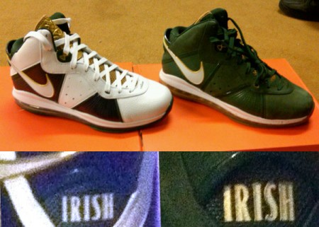 a67825bcfd19 Nike Air Max LeBron 8 V1  SVSM  Saint Vincent – Saint Mary Home   Away PE  Sneakers