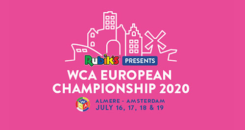 World Cube Association European Championship 2020 cancelled due COID-19 outbreak pandemic