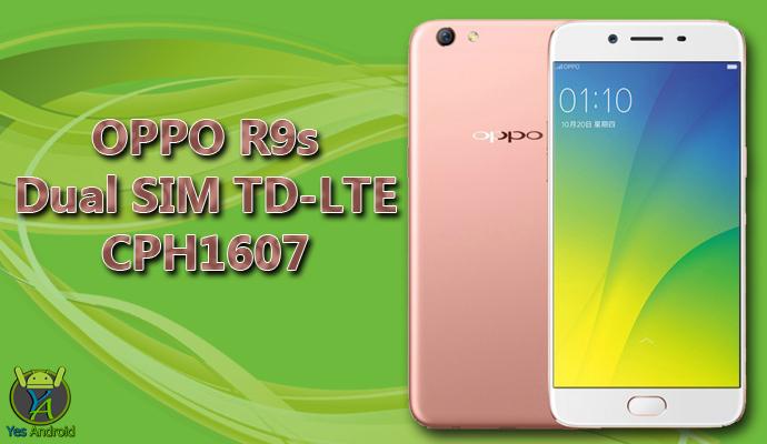 Oppo R9s Dual SIM TD-LTE CPH1607 Full Specs Datasheet
