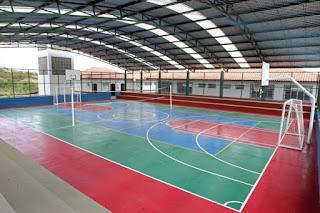 Sec abre licitação para construção e obras em quadras poliesportivas, em Itaetê, Tanhaçu e Dom Basílio