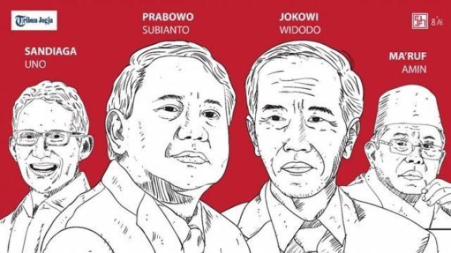 Iwan Fals Kembali Buat Polling Pilpres 2019 di Twitter, Kini Pasangan Saling Ditukar