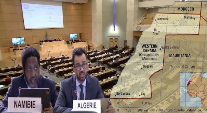 دعوات إلى مفوضية حقوق الإنسان من أجل الإسراع في تفعيل آلياتها لرصد إنتهاكات حقوق الإنسان في الصحراء الغربية.