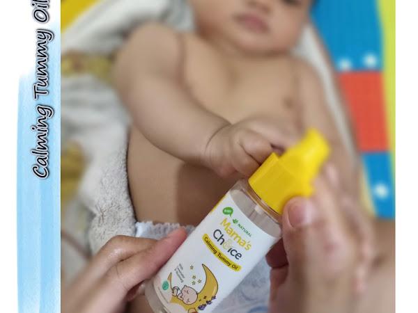 Minyak Telon untuk Kulit Bayi Sensitif dari Mama's Choice