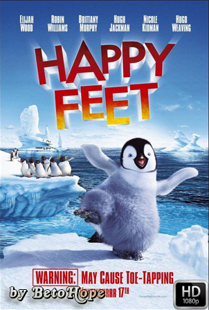 Happy Feet [1080p] [Latino-Ingles] [MEGA]